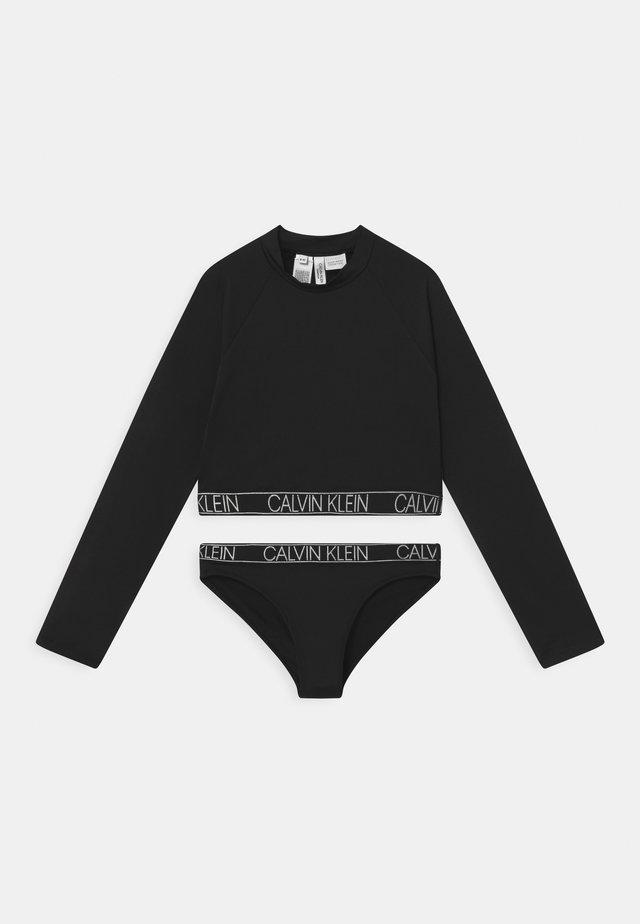 RASHGUARD SET - Swimsuit - black