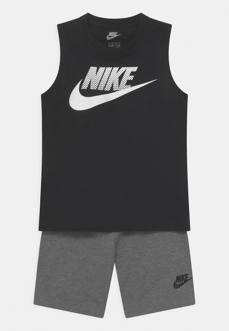 Nike Sportswear - MUSCLE SET  - Top - carbon heather