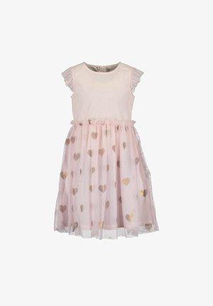 Korte jurk - rosa