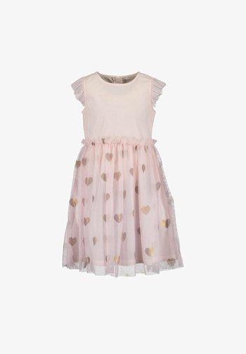 DRESSES - Day dress - rosa