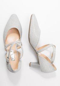 Gabor - Classic heels - silver - 3