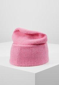 Samsøe Samsøe - NOR HAT - Beanie - bubble gum pink - 2