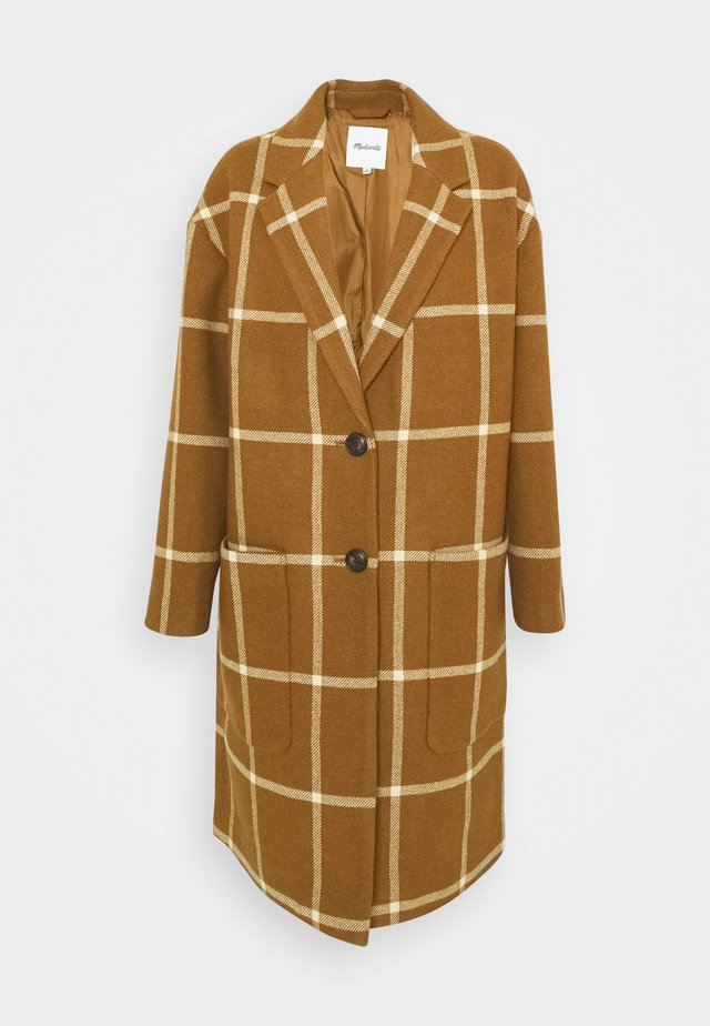 ELMCOURT COAT  - Klasický kabát - cedar windowpane