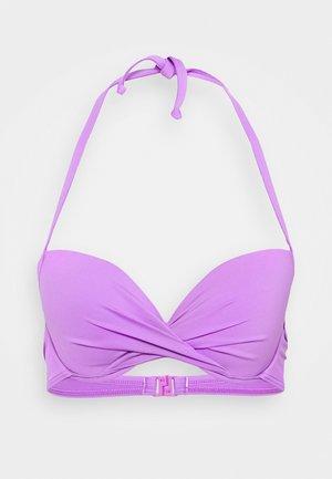 PUSH UP - Bikini top - lilac