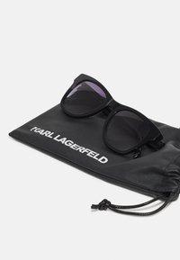 KARL LAGERFELD - UNISEX - Sunglasses - black - 2