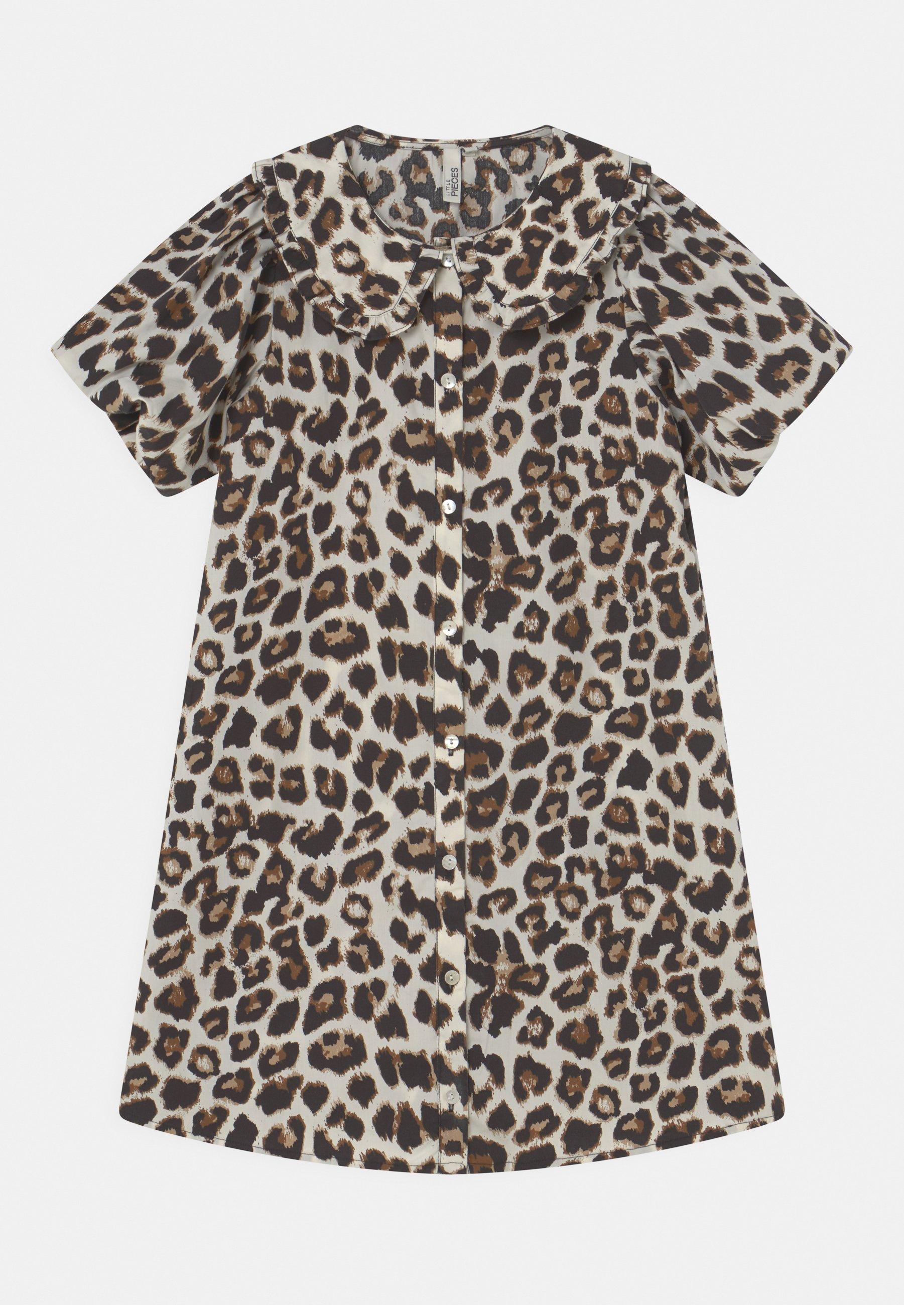 Kinder LPSILLU DRESS - Blusenkleid