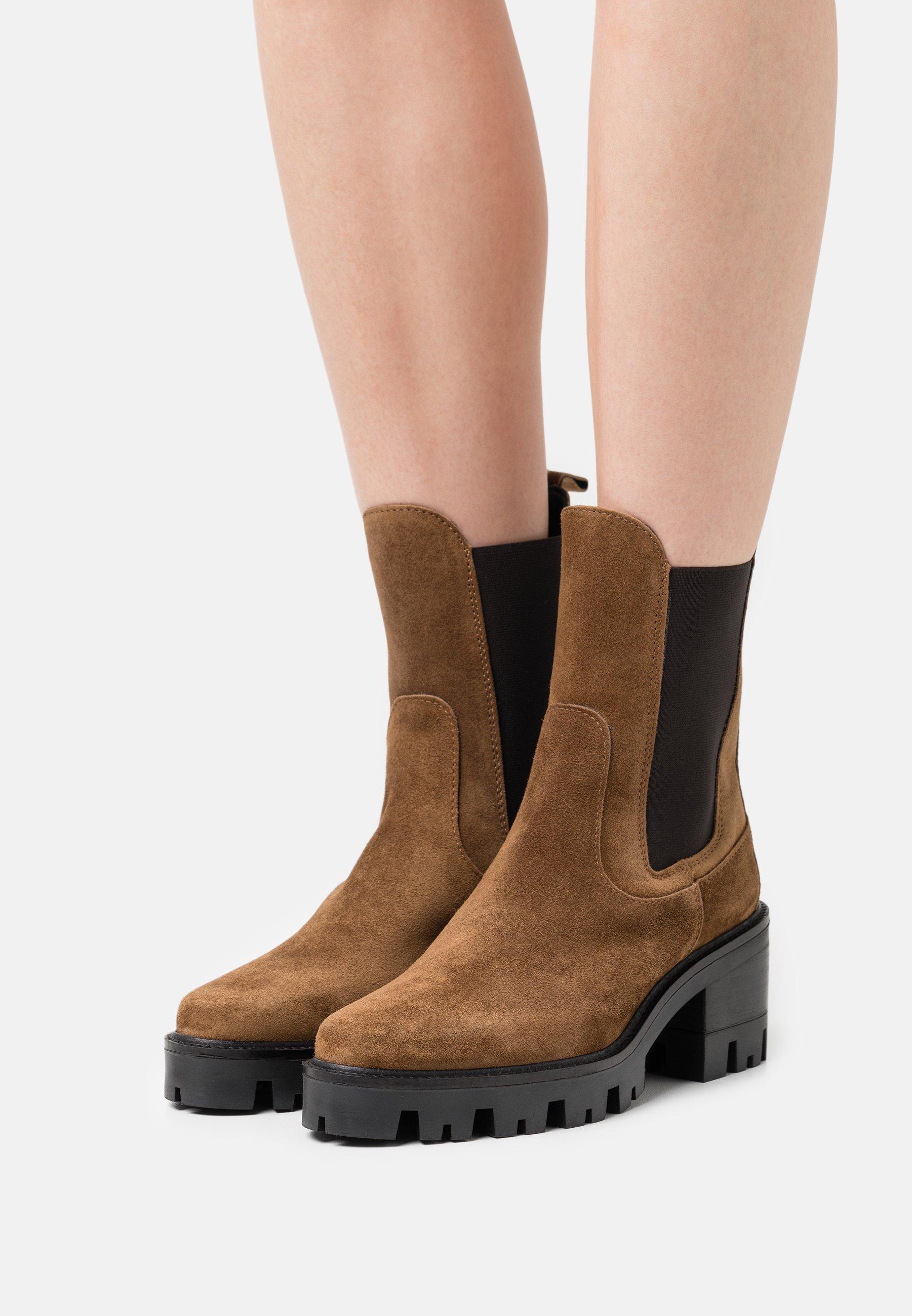 Women AMELI - Platform ankle boots