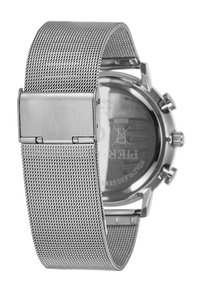 Pier One - Montre - silver-coloured/dark blue - 3