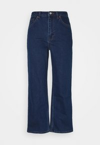 Monki - MOZIK NEW RINSE - Relaxed fit jeans - blue medium dusty - 3
