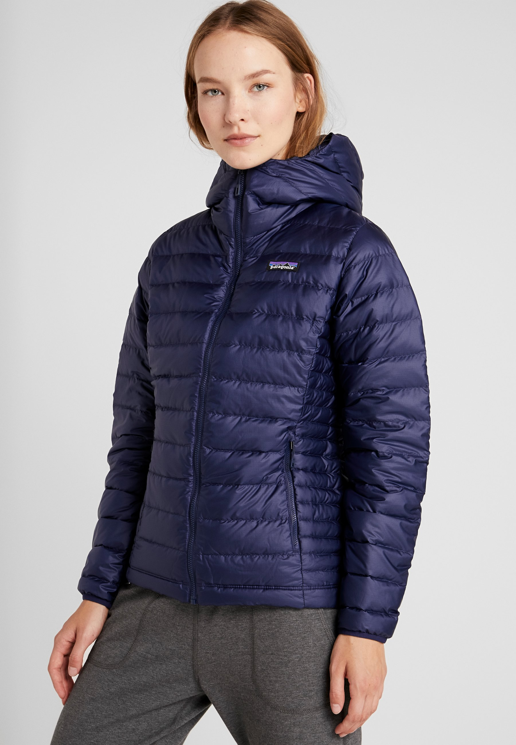 Women SWEATER HOODY - Down jacket