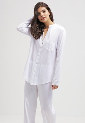 COTTON DELUXE SET - Pyjamas - white