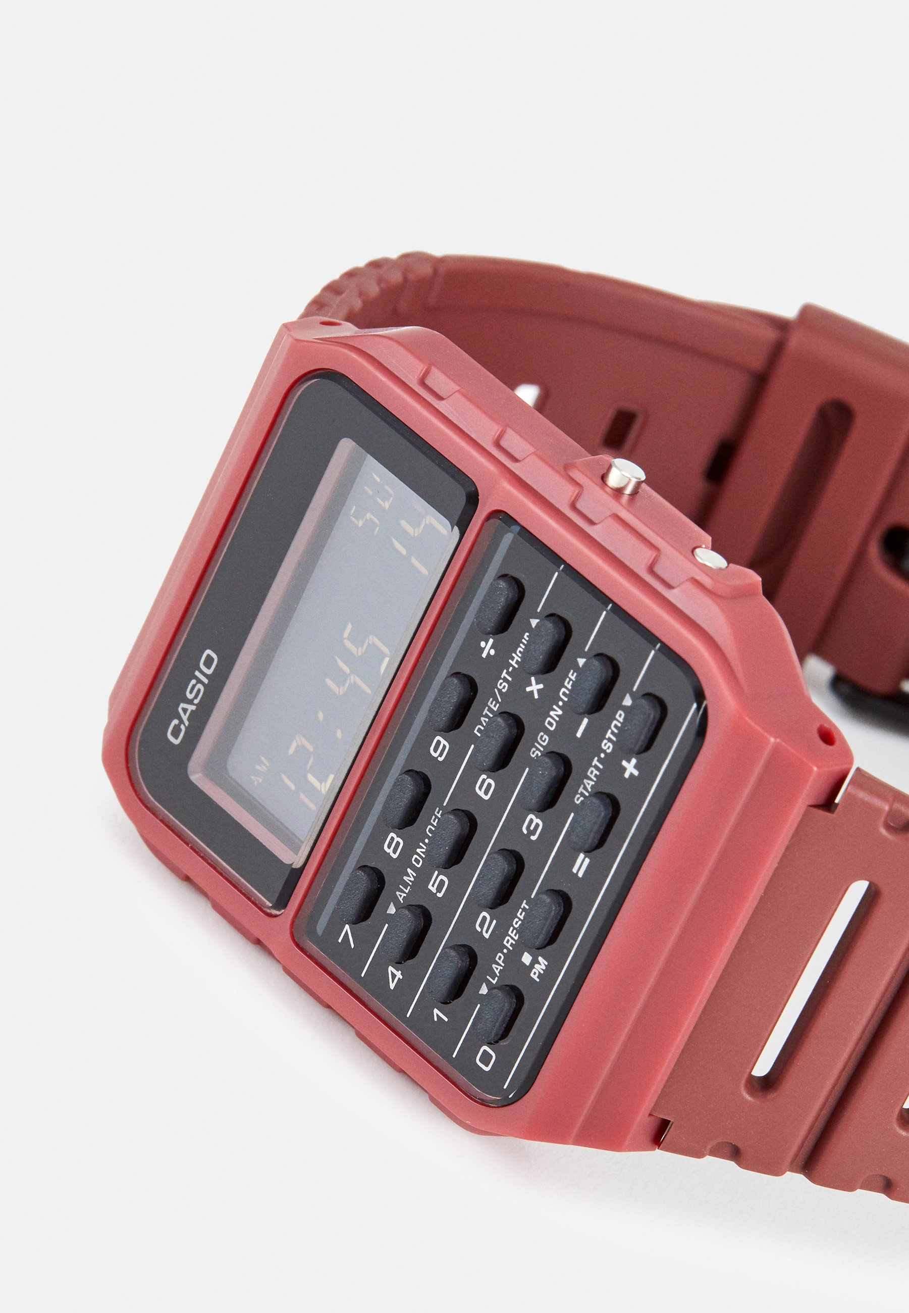 Casio Digitalklokke - red/rød r9ZJOJioPwS6uq6