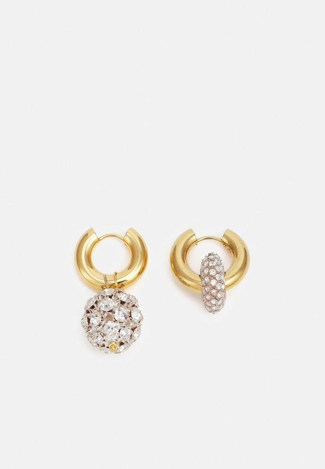 BOBS - Earrings - gold-coloured