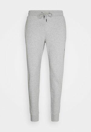 ESSENTIAL - Spodnie treningowe - medium grey heather