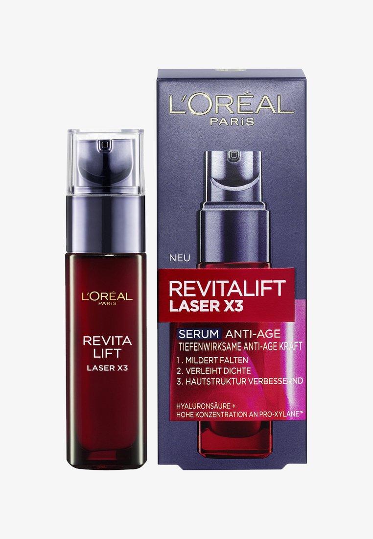 L'Oréal Paris - REVITALIFT LASER X3 SERUM 30ML - Serum - -