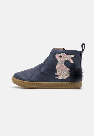 BOUBA PIMPIN - Bottines - blue/platine