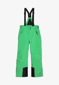 Killtec - GAUROR UNISEX - Zimní kalhoty - grün - 5