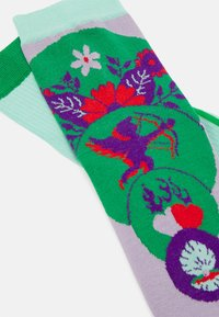 Hysteria by Happy Socks - STINA + LIV 2 PACK - Socks - purple/green - 1