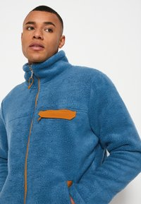 The North Face - CRAGMONT JACKET - Fleecová bunda - blue - 6