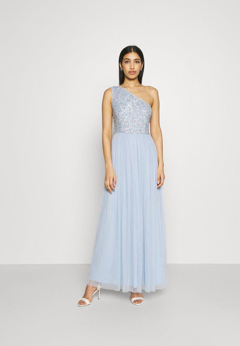 Lace & Beads - AKORA - Ballkjole - light blue