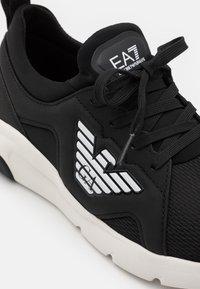 EA7 Emporio Armani - Trainers - black/white - 5