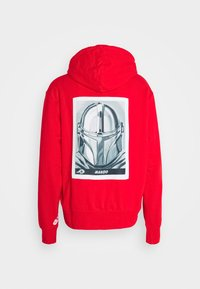 Element - STAR WARS X ELEMENT MANDO HOODIE - Hoodie - fire red - 1