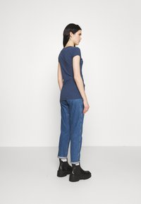 G-Star - CORE EYBEN SLIM - T-shirts - worn in kobalt - 2