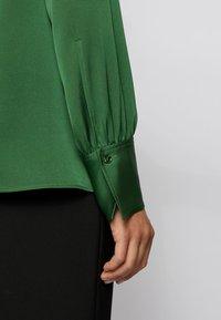 BOSS - IADELIA - Blouse - open green - 3