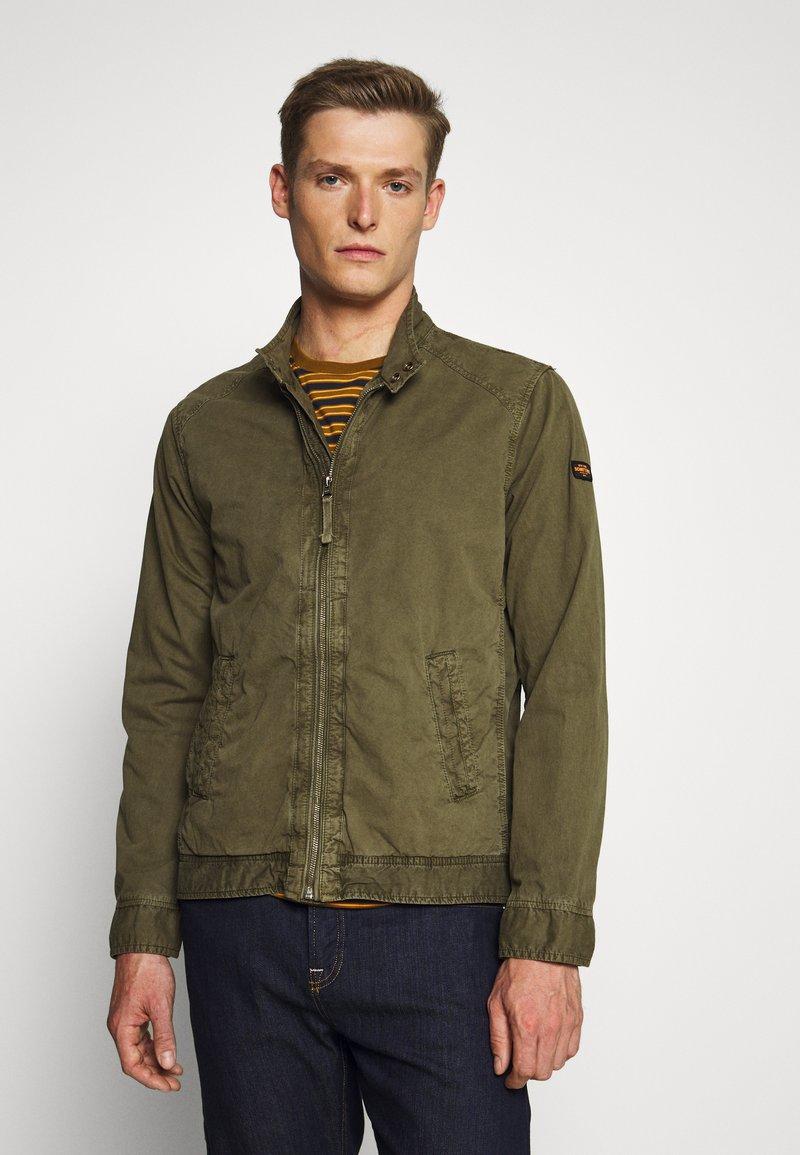 Schott - JAY - Summer jacket - light kaki