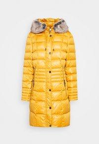 Barbara Lebek - Down coat - curry - 0