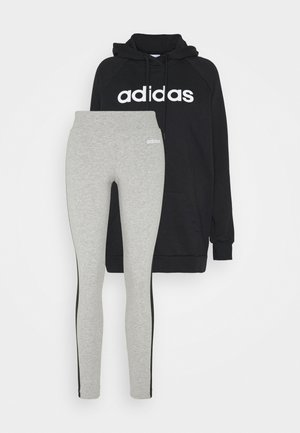 Tracksuit - black/white
