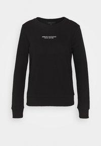 Armani Exchange - Sweatshirt - black - 0