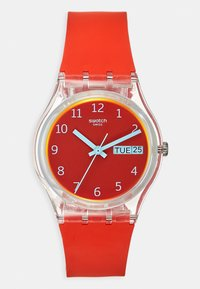 Swatch - RED AWAY - Watch - red - 0