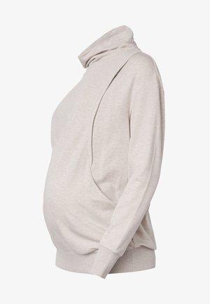 DINA - Sweatshirt - oatmeal