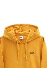 Vans - WM FLYING V BFF FT HOODIE - Sweatshirt - golden glow - 2