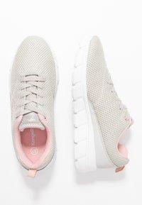 KangaROOS - MAER - Sneakers - vapor grey/english rose - 3