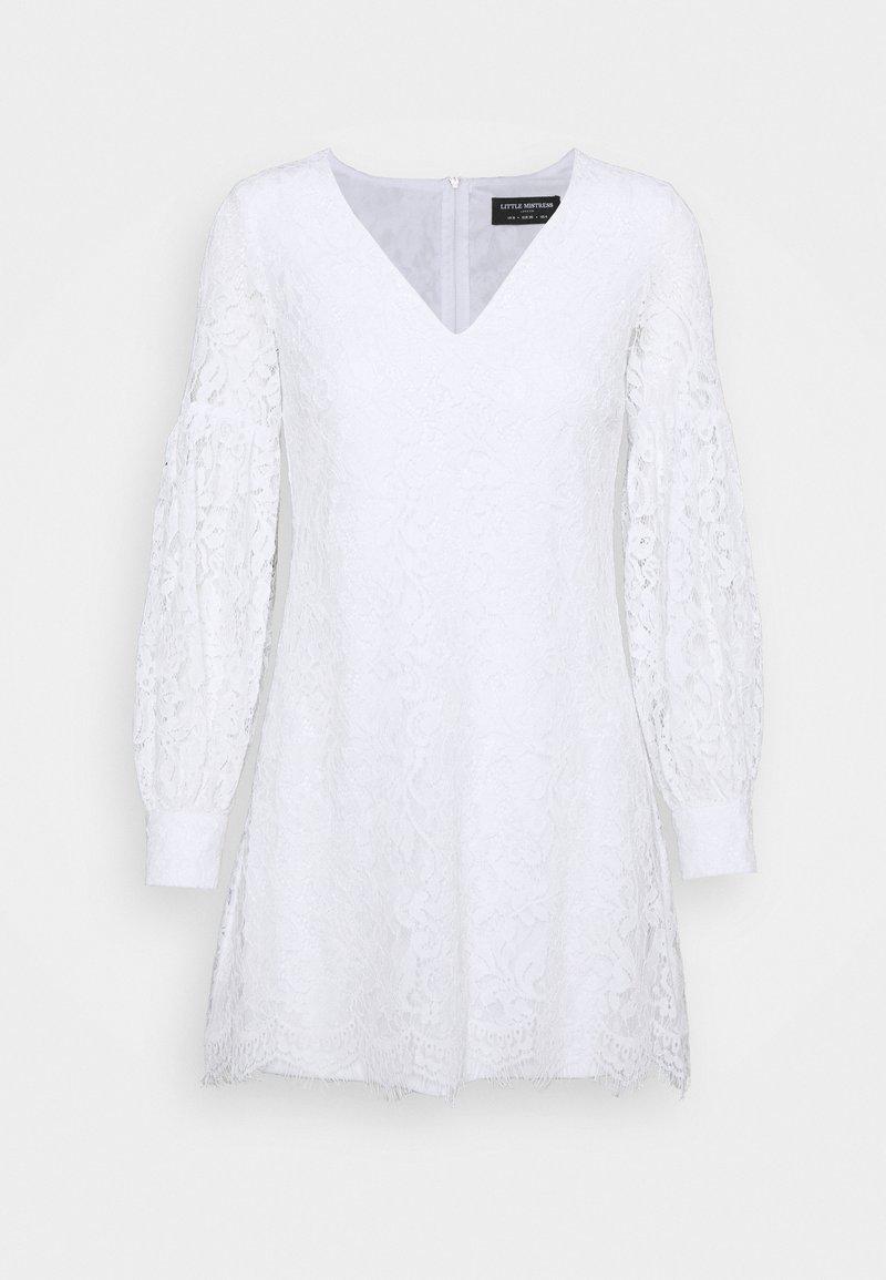 Little Mistress Petite - Cocktail dress / Party dress - white