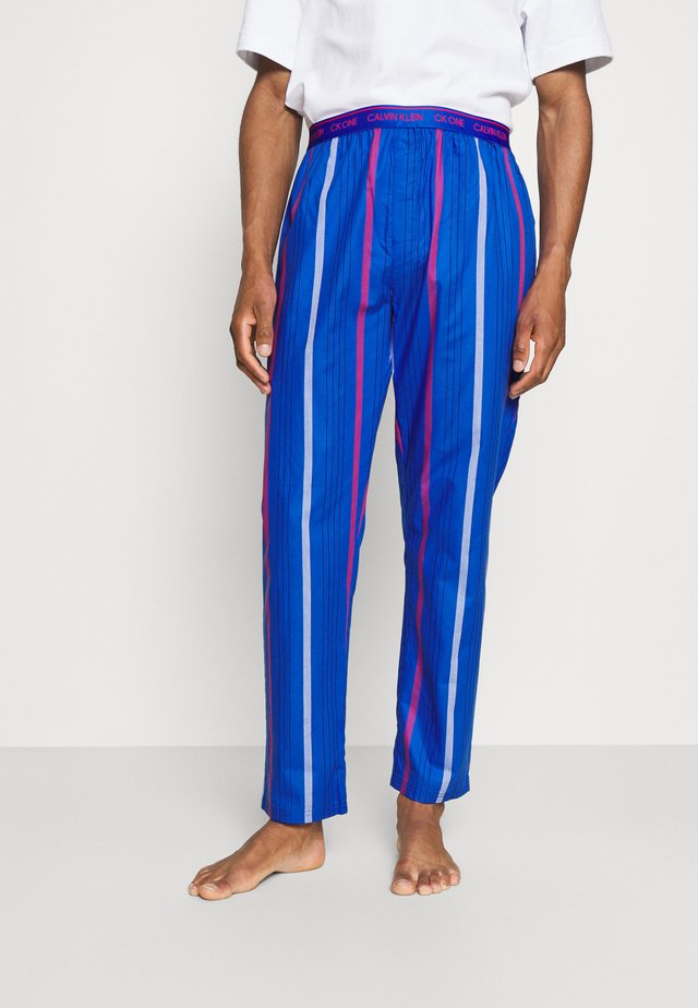 SLEEP PANT - Pyjama bottoms - kettle blue