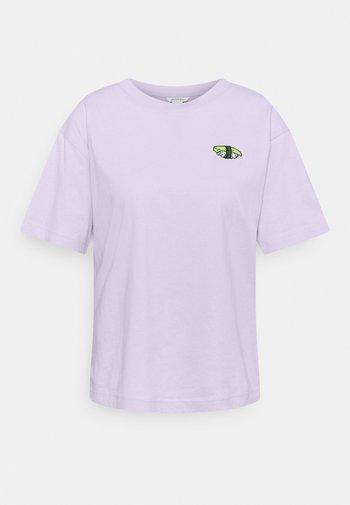 TOVI TEE - T-shirts med print - lilac