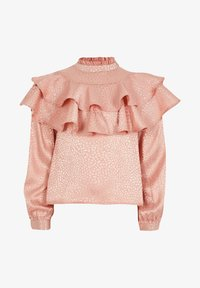 River Island - Blus - pink - 0