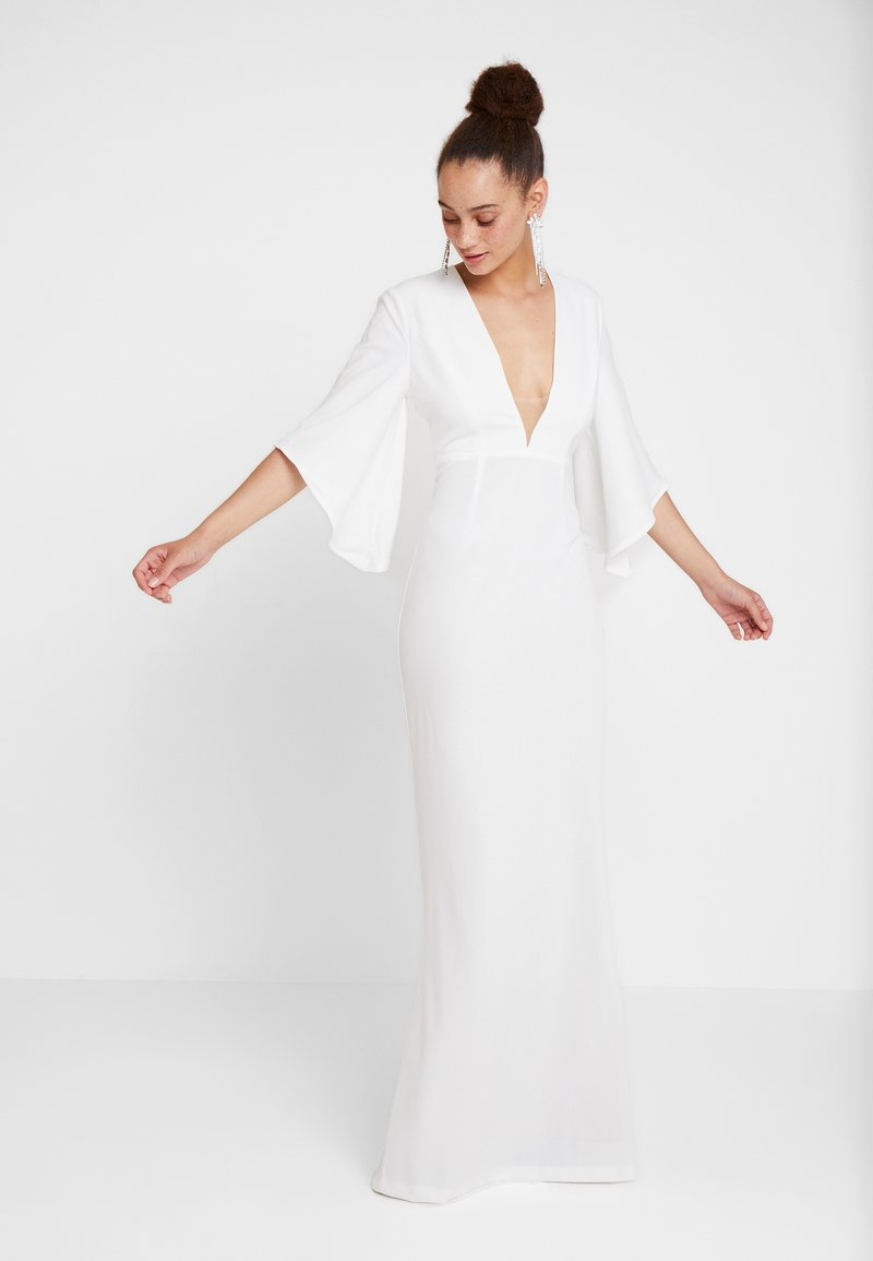 LEXI - LULU DRESS - Occasion wear - white
