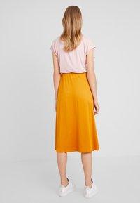 Anna Field - A-line skirt - inca gold - 2