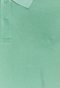 s.Oliver - Polo shirt - light green - 2