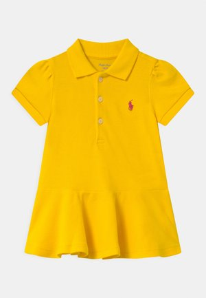 Polo shirt - university yellow