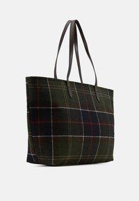 Barbour - WITFORD TARTAN TOTE - Tote bag - classic - 2