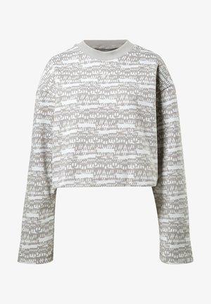 Camiseta de manga larga - grey
