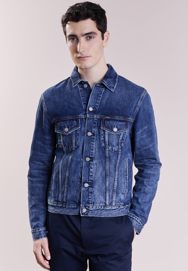 Polo Ralph Lauren - ICON TRUCKER - Denim jacket - trenton