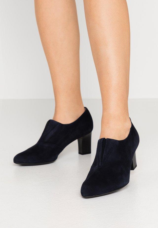 MIAKA - Ankle boots - navy