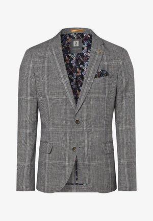 Blazer jacket - grey, dark blue