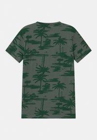 Brunotti - BEN UNISEX - Print T-shirt - vintage green - 1